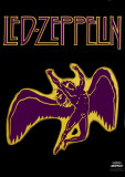 Led Zeppelin - Swan Song Fabric Poster