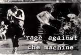 Rage Against The Machine Fabric Poster