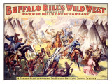 Buffalo Bill's Wild West, Wild West