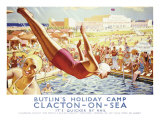Clacton on Sea Butlins Holiday