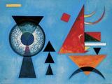 Weiches Hart Mit und Gegen, c.1929 Painting Number 200 Durchgehender Strich Delicate Tension (1923) Merry Structure Mit Und Gegen
