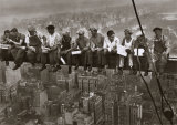Lunch Atop a Skyscraper, c.1932 (detail)