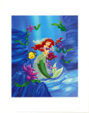 Ariel, Dreams Under the Sea