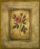 Savin Rose - mini - Gold Trim