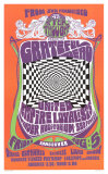 Grateful Dead in Concert, 1966 Art Print