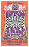 Grateful Dead in Concert, 1966 Art Print