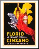 Florio et Cinzano 1930
