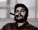 Che Guevara, Havana, Cuba, 1963