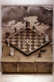 Illusion Chess Board