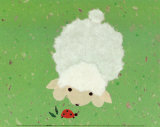 Little Lamb and Ladybug