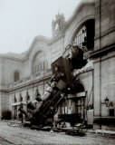 Accident of Montparnasse Station