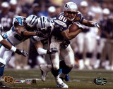 Troy Brown - Super Bowl XXXVIII - Action©Photofile