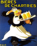 Bieres De Chatres Mini Poster