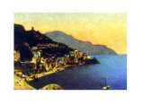 Buy Amalfi Panorama at AllPosters.com