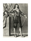 Louis XIII of Bourbon, known as the Just