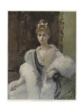 Buy Sketch for a Portrait of Mme De M at AllPosters.com