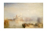 The Dogana and Santa Maria Della Salute, Venice, 1843