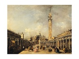 Feast of Ascension in Piazza San Marco in Venice