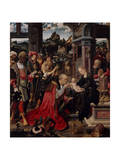 The Adoration of the Magi Triptych, 1515