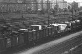 Freight Trains Transporting War Reparations Equipment, Berlin, Between 1945-47