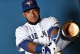 Toronto Blue Jays Photo Day: Feb 25, 2014 - Melky Cabrera