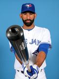Toronto Blue Jays Photo Day: Feb 25, 2014 - Jose Bautista