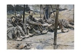Buy German Prisoners of War During the Battle of the Somme of 1916 at AllPosters.com