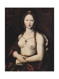 Gioconda or Naked Mona Lisa