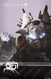 Destiny - Fallen Hunter Class Icon Class Background Destiny- Taken King Destiny- Rise Of Iron