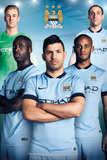 Manchester City - Players 14/15