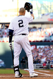 85th MLB All Star Game: Jul 15, 2014 - Derek Jeter Photographic Print