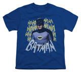 Youth: Batman Classic TV - Theme Song