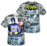 Batman Classic TV - 60s Panels (Front/Back Print)