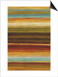 Organic Layers I - Stripes, Layers
