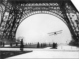 Paris, Eiffel Tower 1926