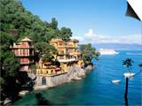 Buy Portofino, Liguria, Italy, Mediterranean at AllPosters.com
