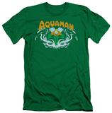 Aquaman - Aquaman Splash (slim fit)