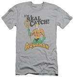 Aquaman - Real Catch (slim fit)