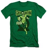 Green Lantern - Retro Oath (slim fit)