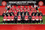 Manchester United Team 14/15