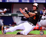 J.J. Hardy Game 2 of the 2014 American League Division Series Action