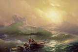 The Ninth Wave, 1850