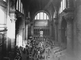 Interior of Pennsylvania Station