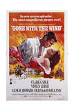 Poster for the Film 'Gone with the Wind', Re-Release 1974