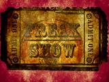 Freak Show Ticket 2 Freak Show Ticket 5 Freak Show 2.1 American Horror Story - Coven American Horror Story- Hotel Freak Show Ticket