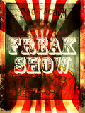 Freak Show Freak Show Ticket 2 Freak Show Ticket 5 Freak Show 2.1 American Horror Story - Coven American Horror Story- Hotel Freak Show Ticket