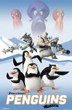 Penguins Of Madagascar - Cast