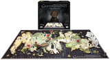 Game of Thrones - Westeros Map 4D Puzzle