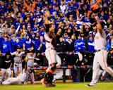 World Series - San Francisco Giants v Kansas City Royals - Game Seven Photo