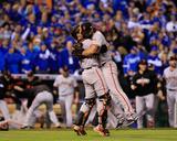 World Series - San Francisco Giants v Kansas City Royals - Game Seven Photo